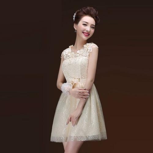 vestidos elegantes moda japonesa abertura espalda corto dos