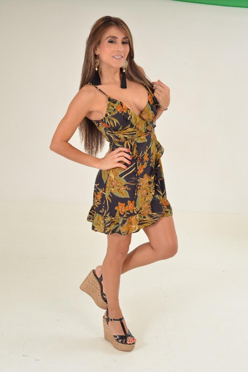 c9e02e2476 Vestidos Estampados Cortos -   90.000 en Mercado Libre