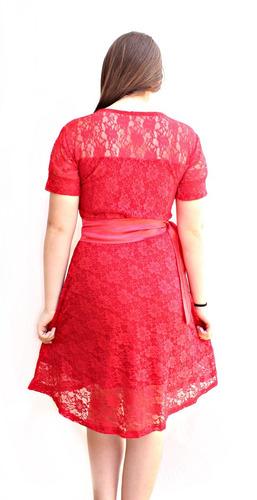 vestidos femininos evangélicos de renda forrado com manga