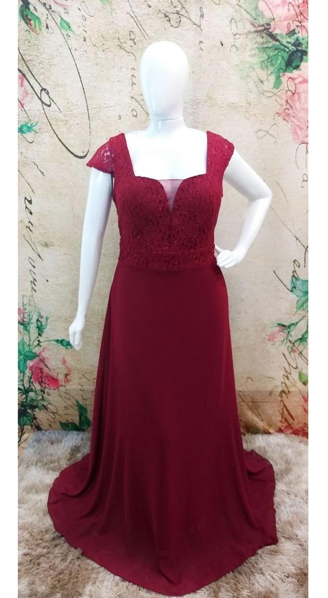 1b2c01638027 vestidos femininos evangelicos plus size marsala madrinha. Carregando zoom.