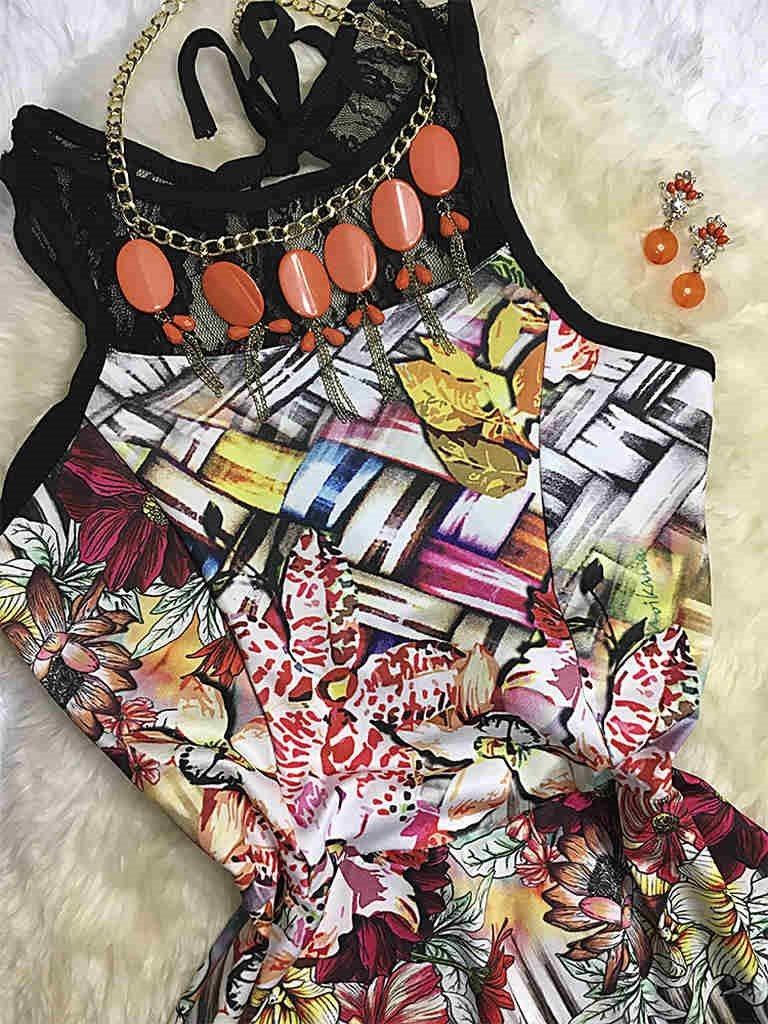 Carregando zoom... atacado de roupas online vestidos femininos lote 4 peças 26e108c0eb0