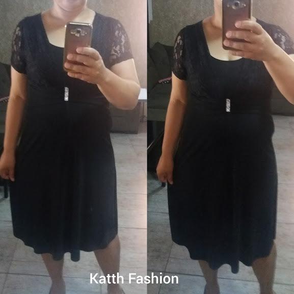 28c24ac1f Vestidos Festa Social Formatura Senhoras Plus Size Gg - R$ 80,00 em ...
