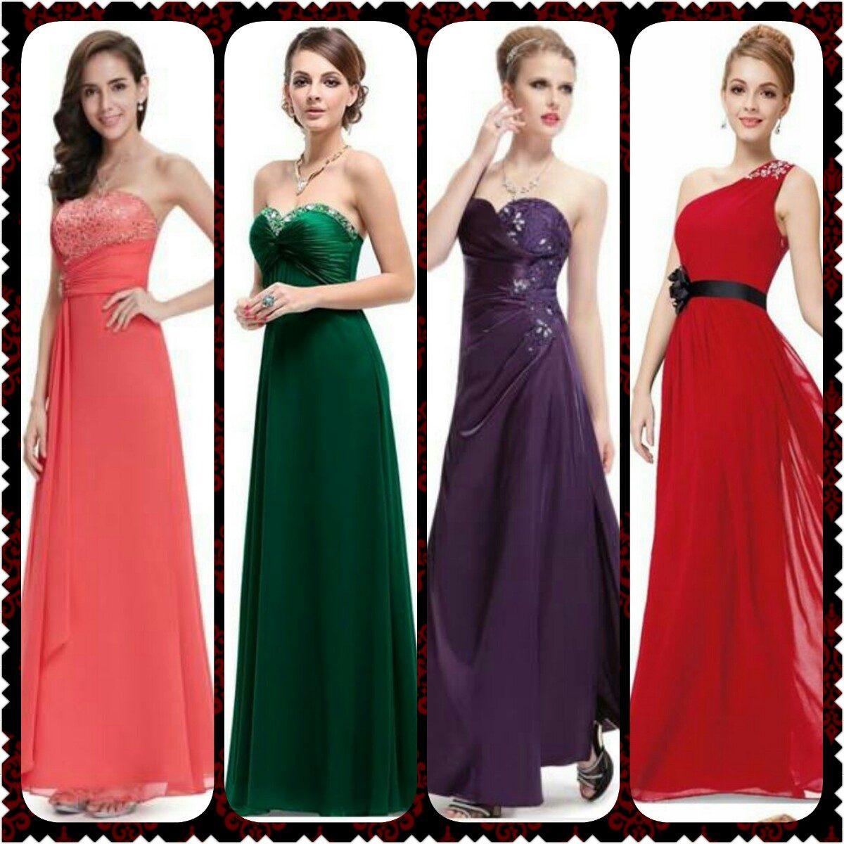 Ver vestidos de fiesta y precios
