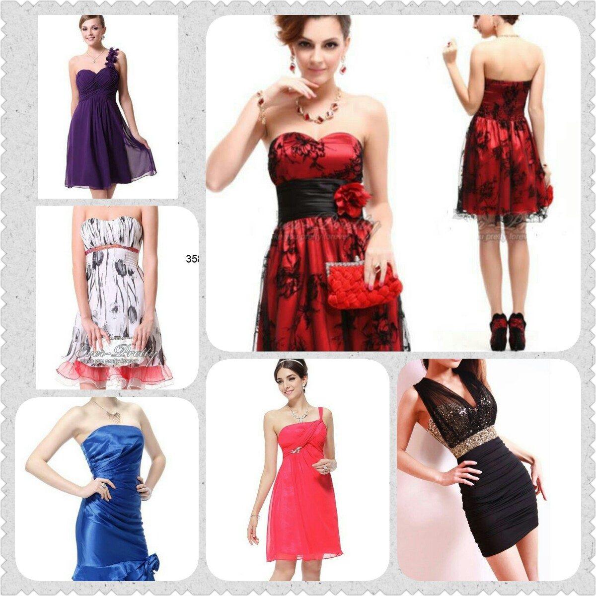 My fashion store vestidos de fiesta y accesorios