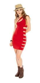 Vestidos Cortos 2017 Juveniles Mujer Vestidos Rojo En