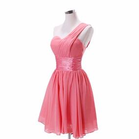 ee4ccebf21 Vestidos Fiesta - Vestidos de Mujer Rosa claro en Xalapa en Mercado ...