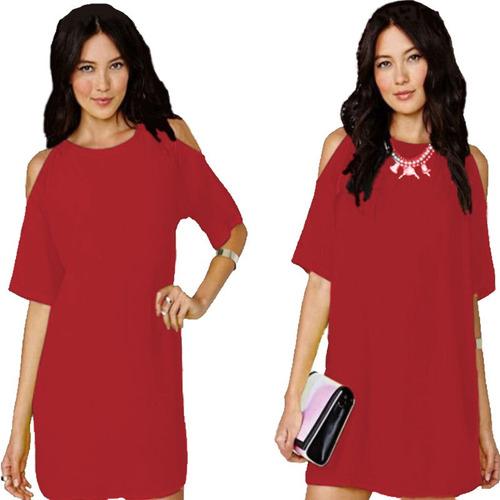 vestidos fiesta seda fria vestido corto informal mujer ar601