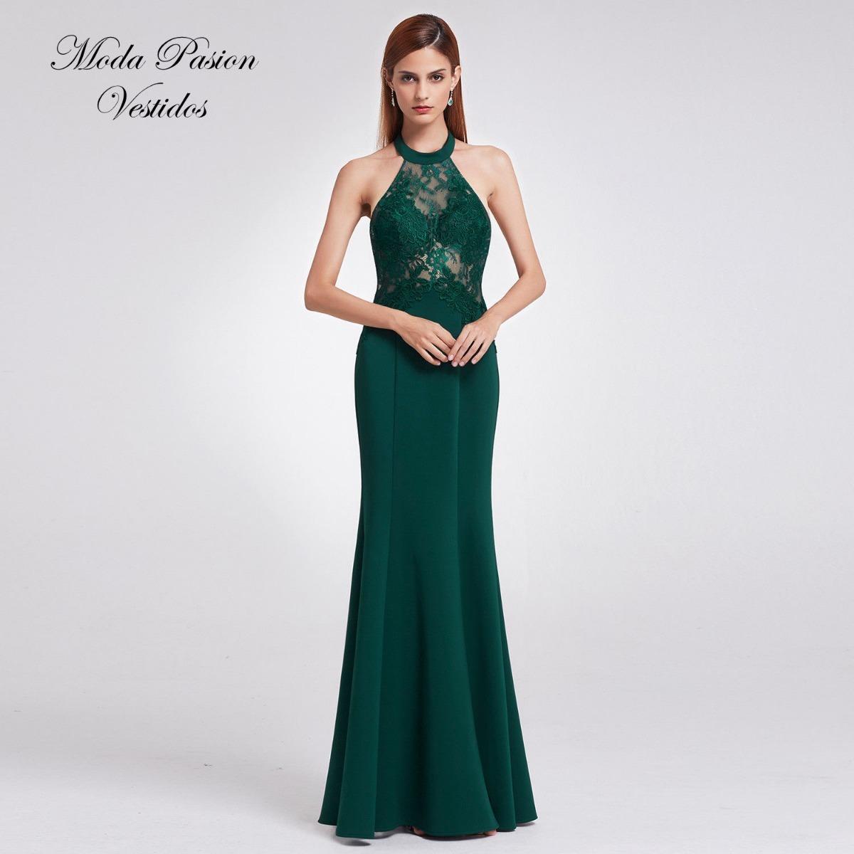 0fc8f2271 vestidos fiesta sirena madrina bodas mamas 15 moda pasión. Cargando zoom.