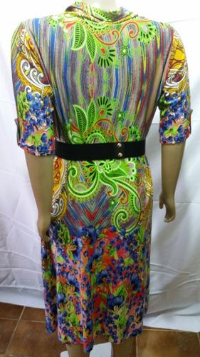 vestidos floral femininos