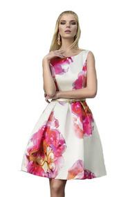 217317c15 Topshop Bello Mini Vestido Con Flores Mujer De Fiesta - Vestidos en ...