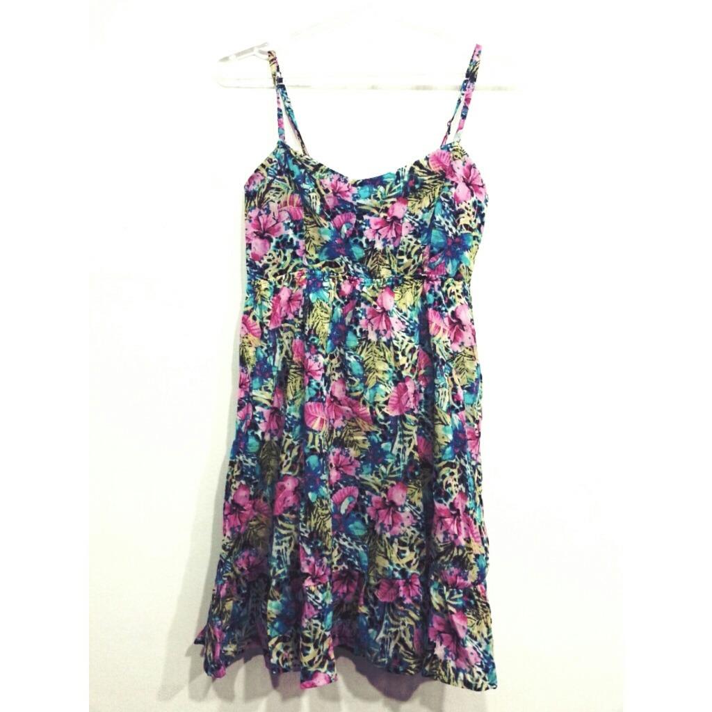 Vestidos Floreados Verano 2018