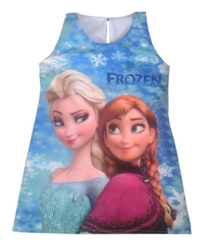 vestidos frozen entrega en 15 días