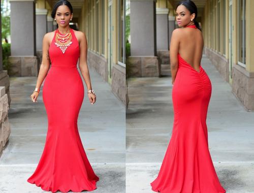 vestidos importados coctel mujer sexy elegante dama verano