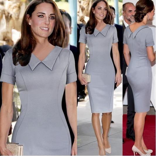 Vestidos Importados Modelo Princesa Kate Middleton