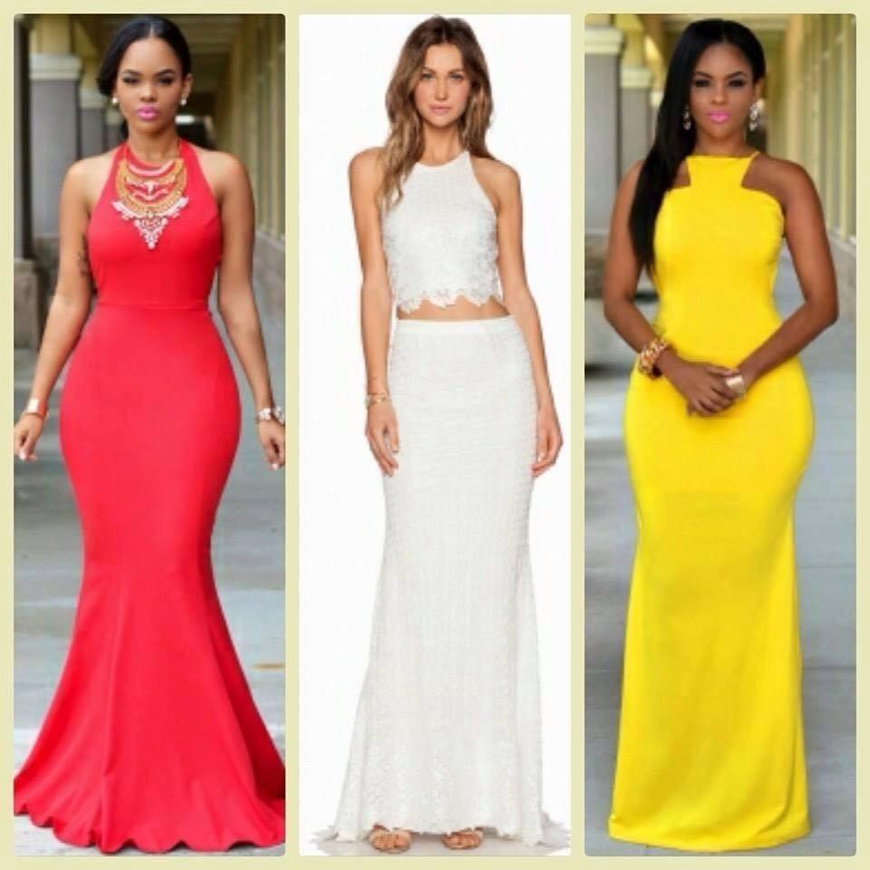 cc3d8753a98 Vestidos Importados Para Dama Elegantes -   190.000 en Mercado Libre