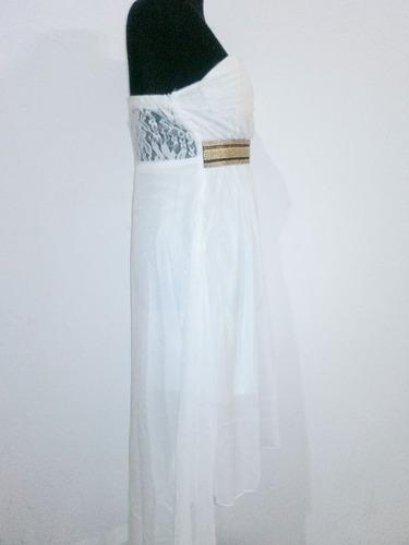 vestidos importados strapples de fiesta mas regalo!!