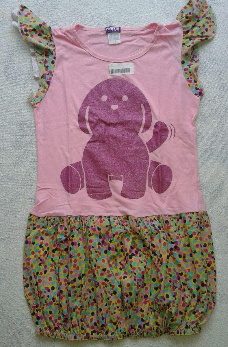 d6ef000e5bba vestidos infantil juvenil verão moda evangélica tamanho 10. Carregando zoom.