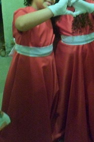 cbe2eb8f1 Veu Para Coreografia - Vestidos em Rio de Janeiro no Mercado Livre ...