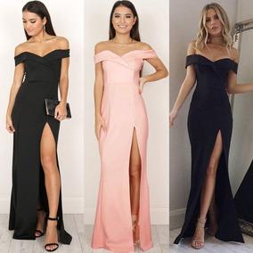 Vestidos Largos Bonitos Económicos Elegantes Casual Sexy