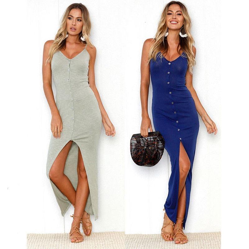 66ff8f46f vestidos largos casuales vestido largo casual vestidos. Cargando zoom.