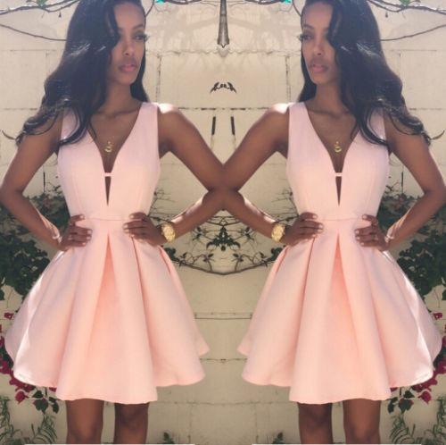 Imagenes de vestidos cortos para damas de boda
