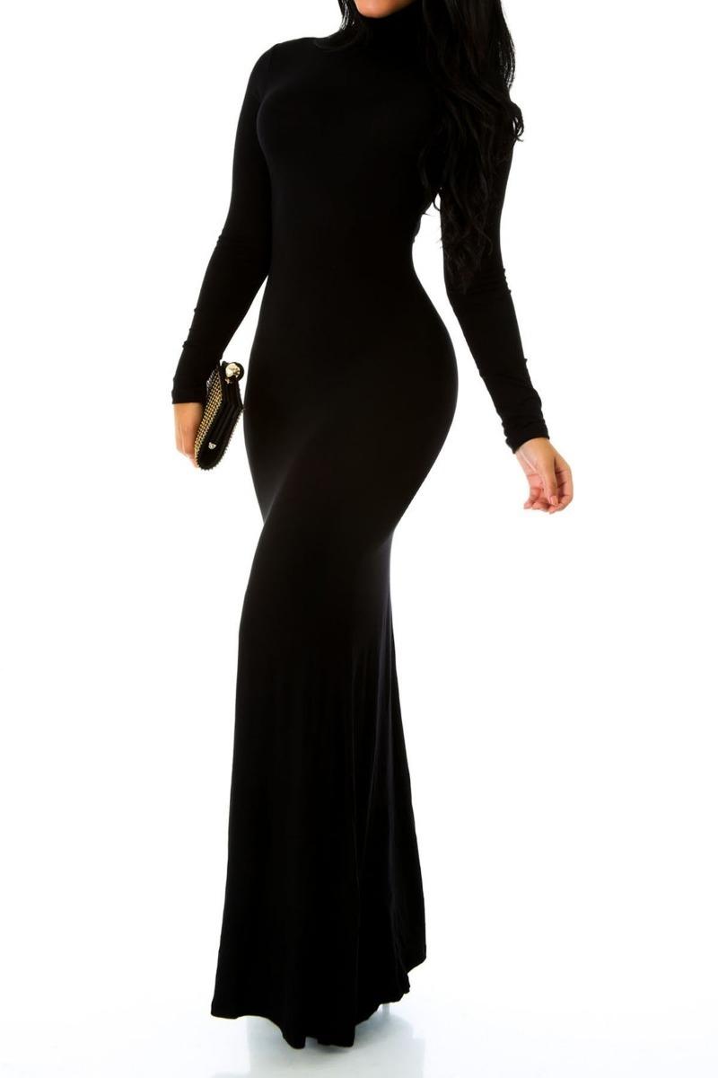 Vestidos largos sensuales