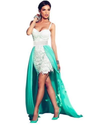 vestidos largos elegantes y formales de fiestas lentejuelas