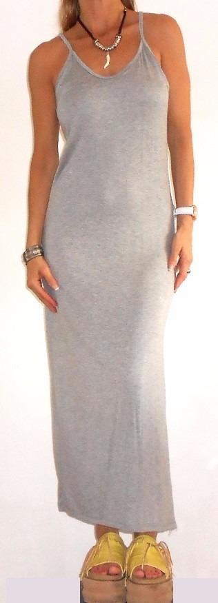 1d686faaa Vestido morley gris corto – Vestidos de noche