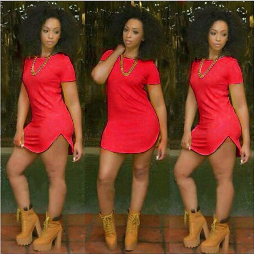 Np girl tight dress upskirt - 3 5