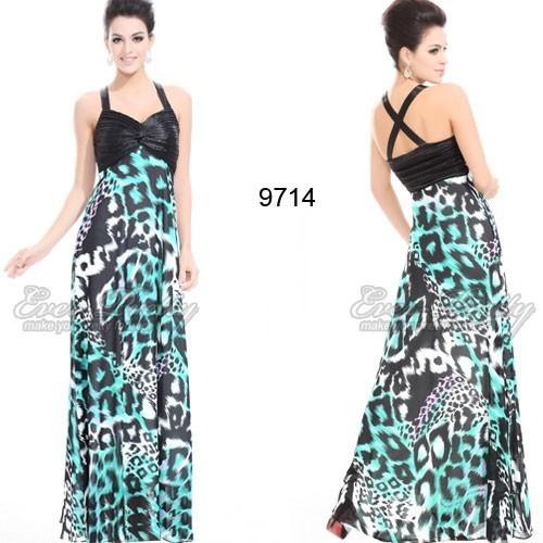 f2063dcdf Vestidos Longo Cetim Chifffon Estampado Queima Estoque - R$ 96,00 em ...