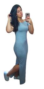 488751581 Vestido Posthaus Longos - Vestidos Femeninos Prateado Longo com o ...