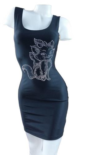 vestidos lycra 100% super sexys colores y talles