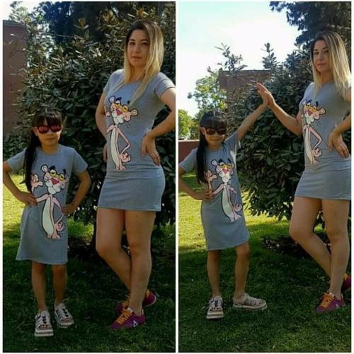 vestidos mama y nena