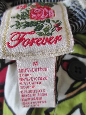 vestidos marcas forever,american eagle. como nuevos