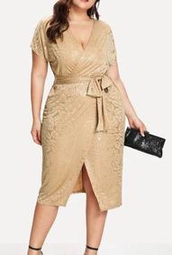 Vestidos Maxi Tallas Grandes Para Gorditas Curvas Y Moda