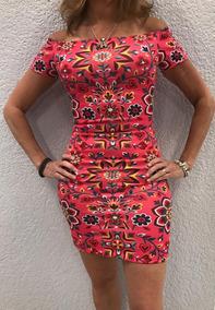 Vestidos Tradicionales Mexicano Cortos Mujer Ropa Bolsas