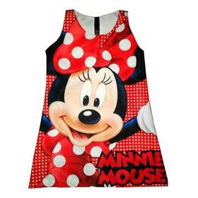 Vestidos Minnie Mouse