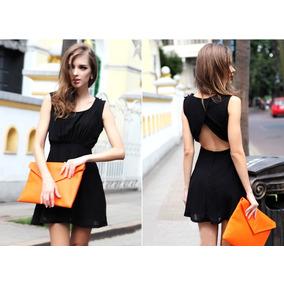c5e6f12d9aa96 Vestido Corto Fiesta Ultima Moda - Vestidos de Mujer Cortos en ...