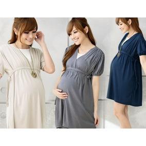 47a42cff5 Ropa Casual Vestidos Blusas Para Embarazadas Plus Gorditas