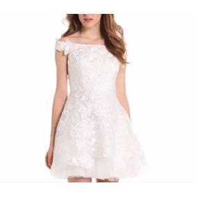 Vestidos de novia semi cortos