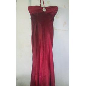 bde4d3b62f411 Vestido Elegante Color Azul - Vestidos de Mujer De Vestir Largos en ...
