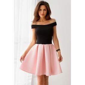 efe256ee95 Vestido Corto Tipo Princesa Cortos - Vestidos de Mujer De Vestir en ...