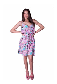 b81d86867 Dafiti Vestido - Vestidos de Mujer Casual Violeta oscuro en Mercado ...