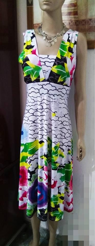 vestidos mujer seda fria super frescos!!! varios modelos. Cargando zoom. 1d1b9f2363de