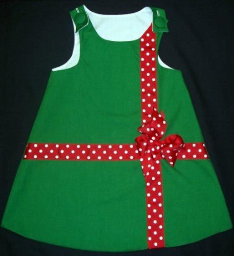vestidos navideos css