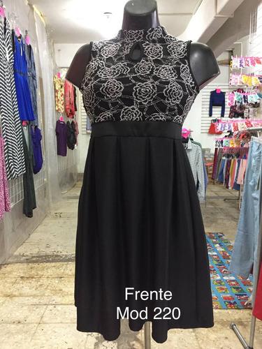 vestidos negros de coctel excelente calidad, muy buen precio