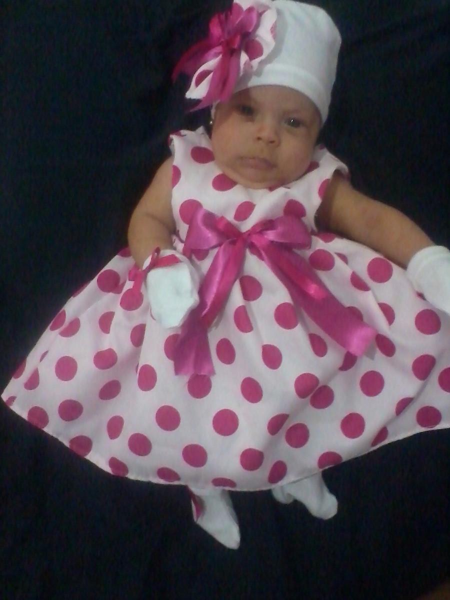 nueva colección brillo encantador buscar el más nuevo Vestidos Niñas Recien Nacidas, Salidas D Clinica - Bs. 500,00
