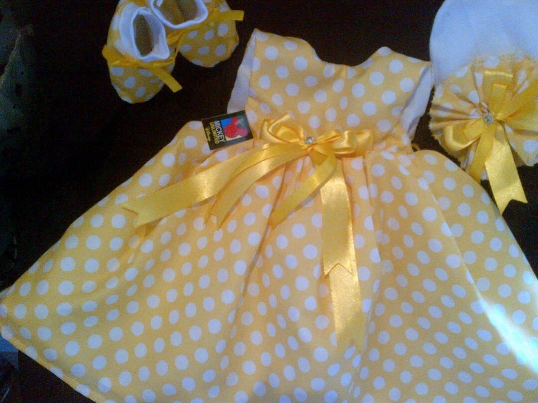 9f66d3822 Vestidos Niñas Recien Nacidas, Salidas D Clinica - Bs. 500,00 en ...