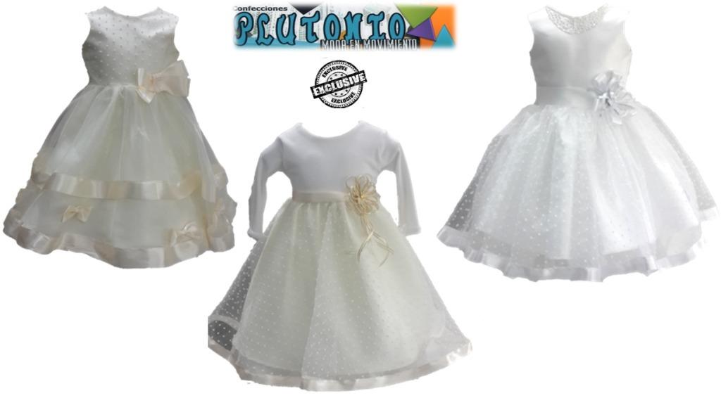 Vestidos Niñas Y Adolescente Alta Costura By Plutonio - Bs. 650,00 ...