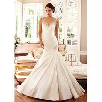 Vestido De Novia Espectacular Importado!!!!!